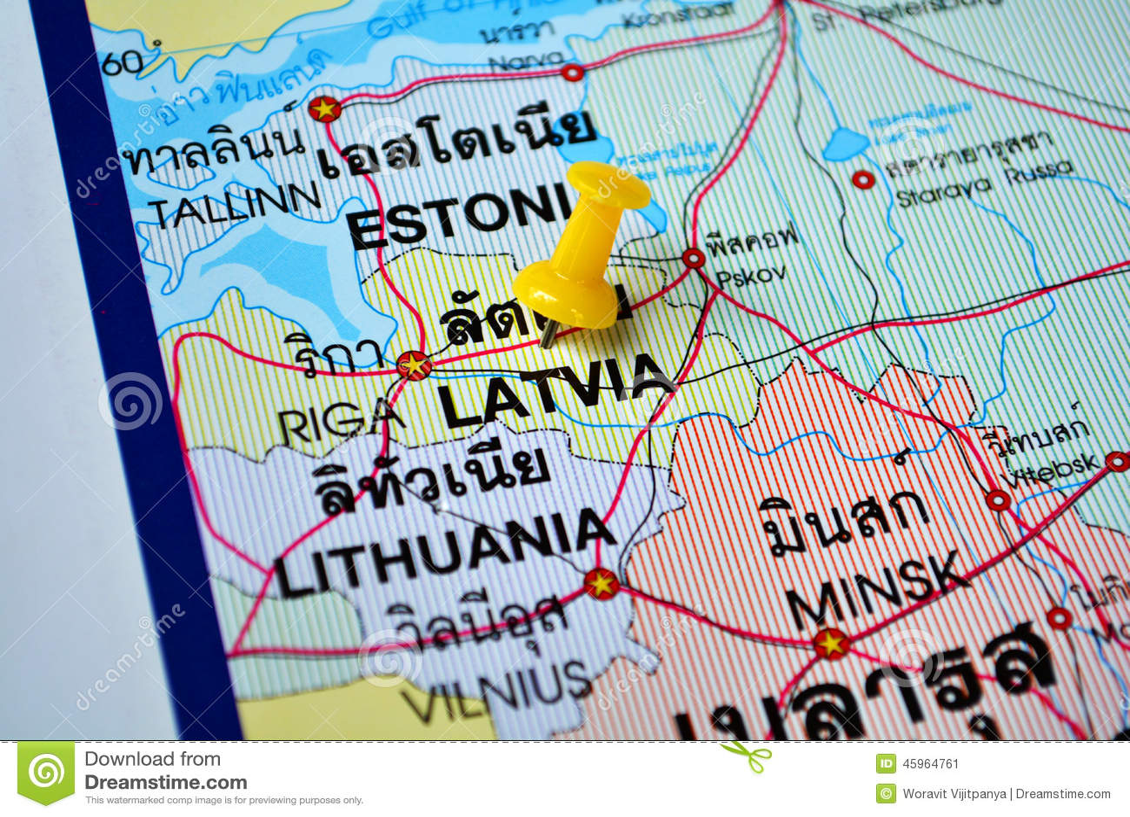 Lettland översikt