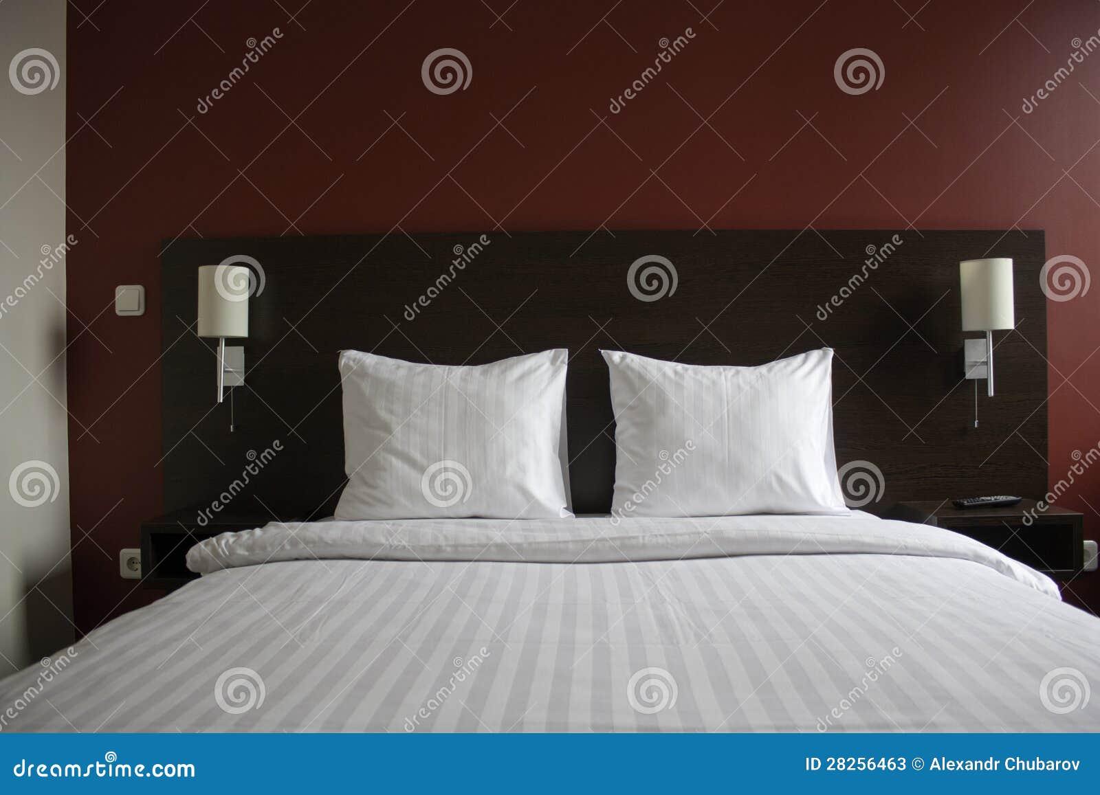 Letto in hotel