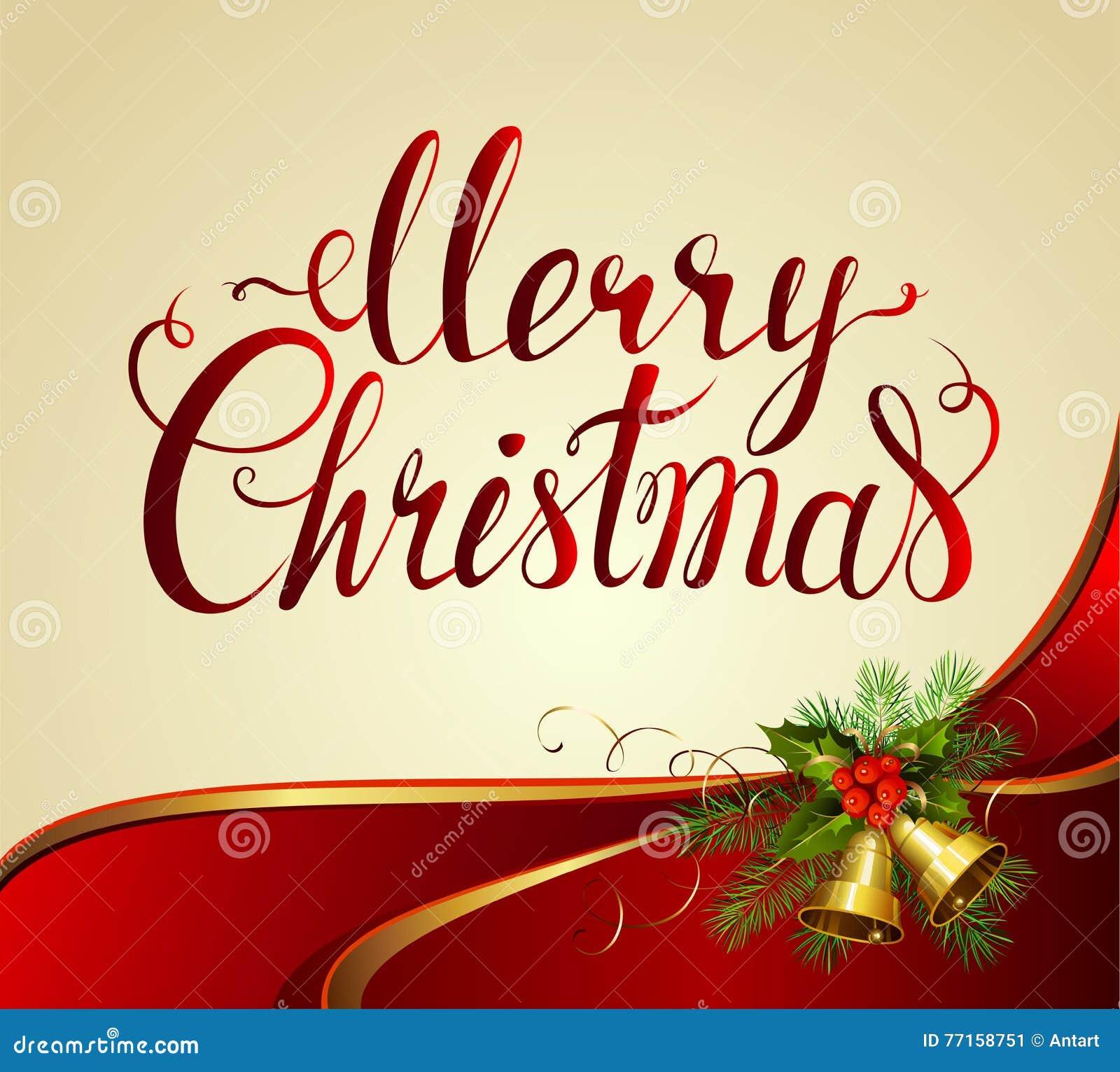 Lettrage de Joyeux Noël