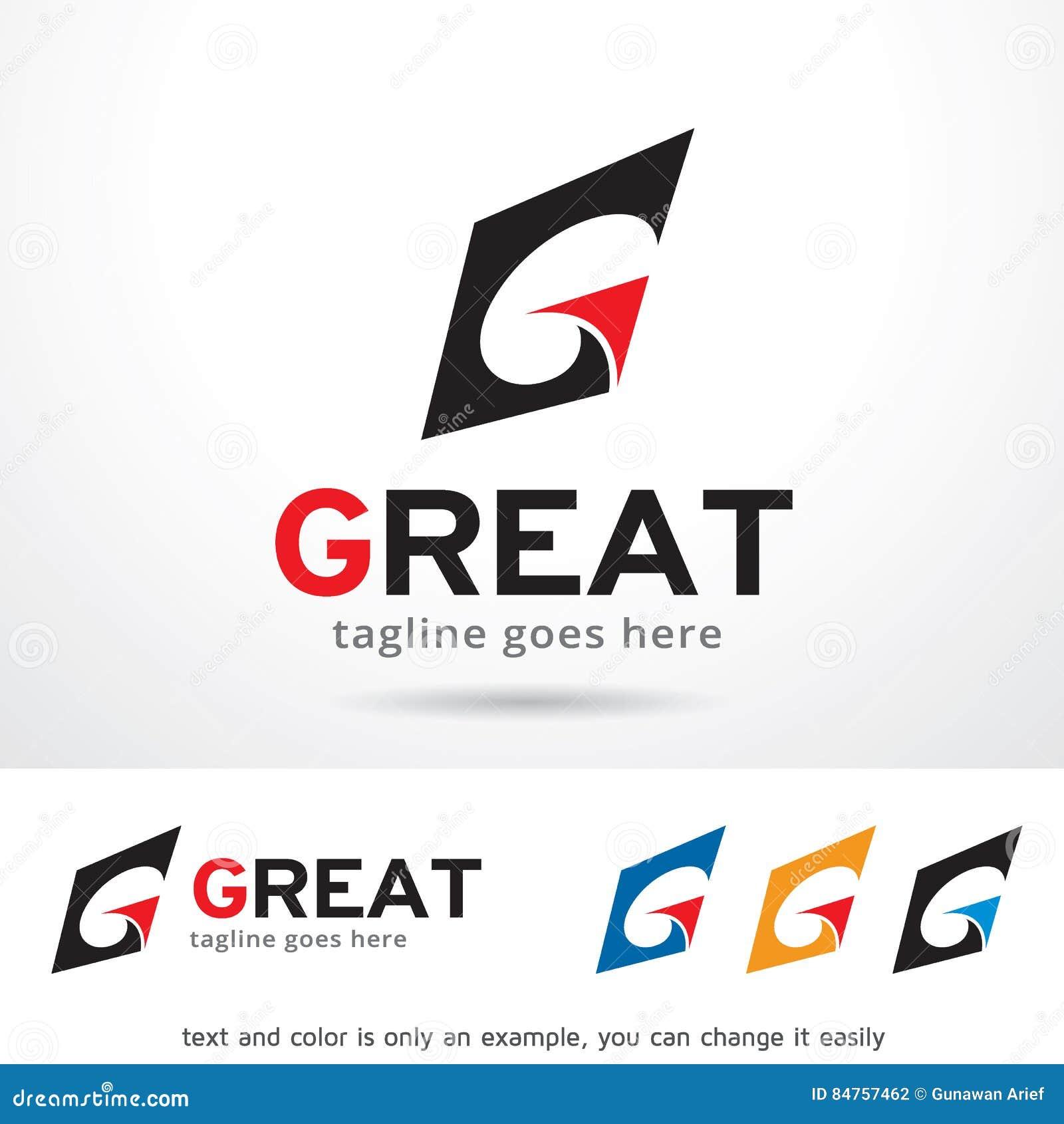 Cette conception appropriée au logo ou à l icône La couleur et le texte  peuvent être changés facilement 8a20cf9c5161