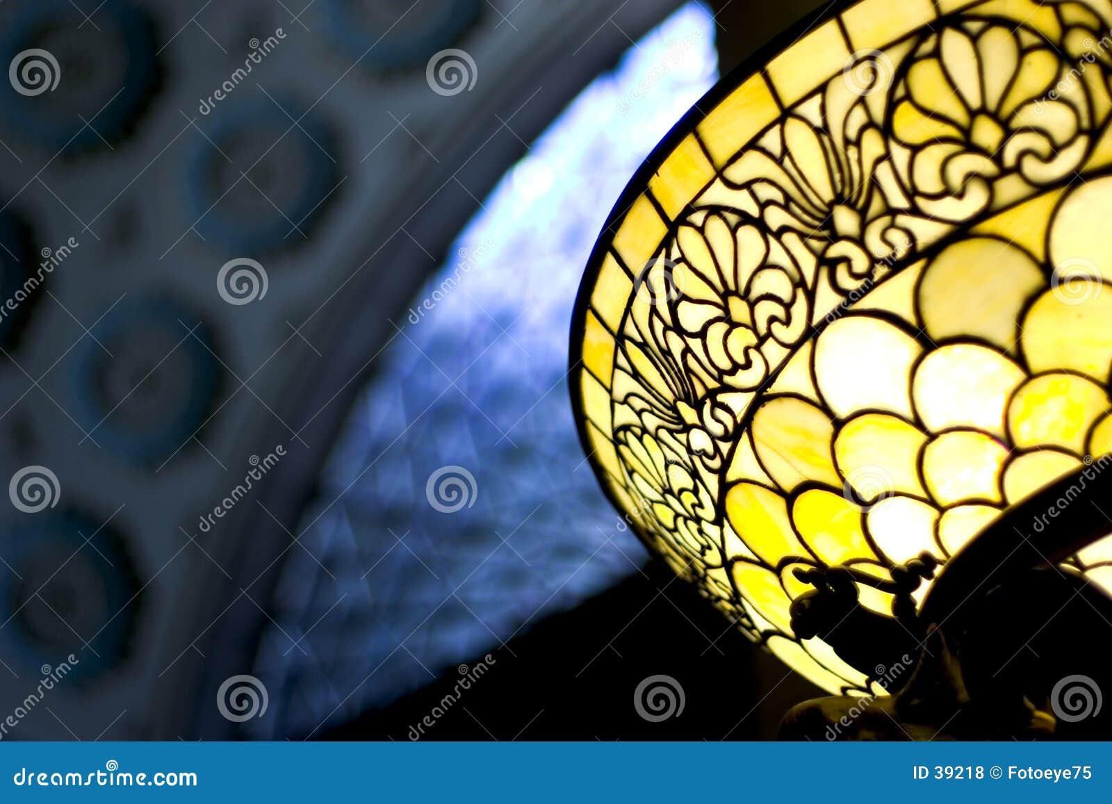 Leuchte in der Dunkelheit