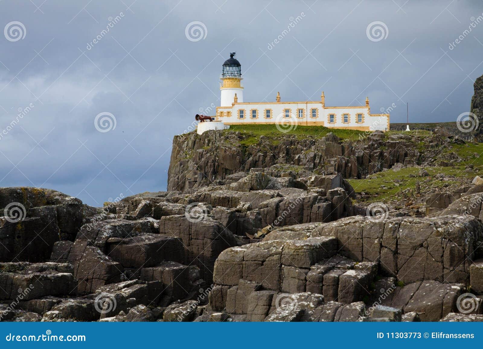 Leuchtturm, Neist Punkt, Schottland