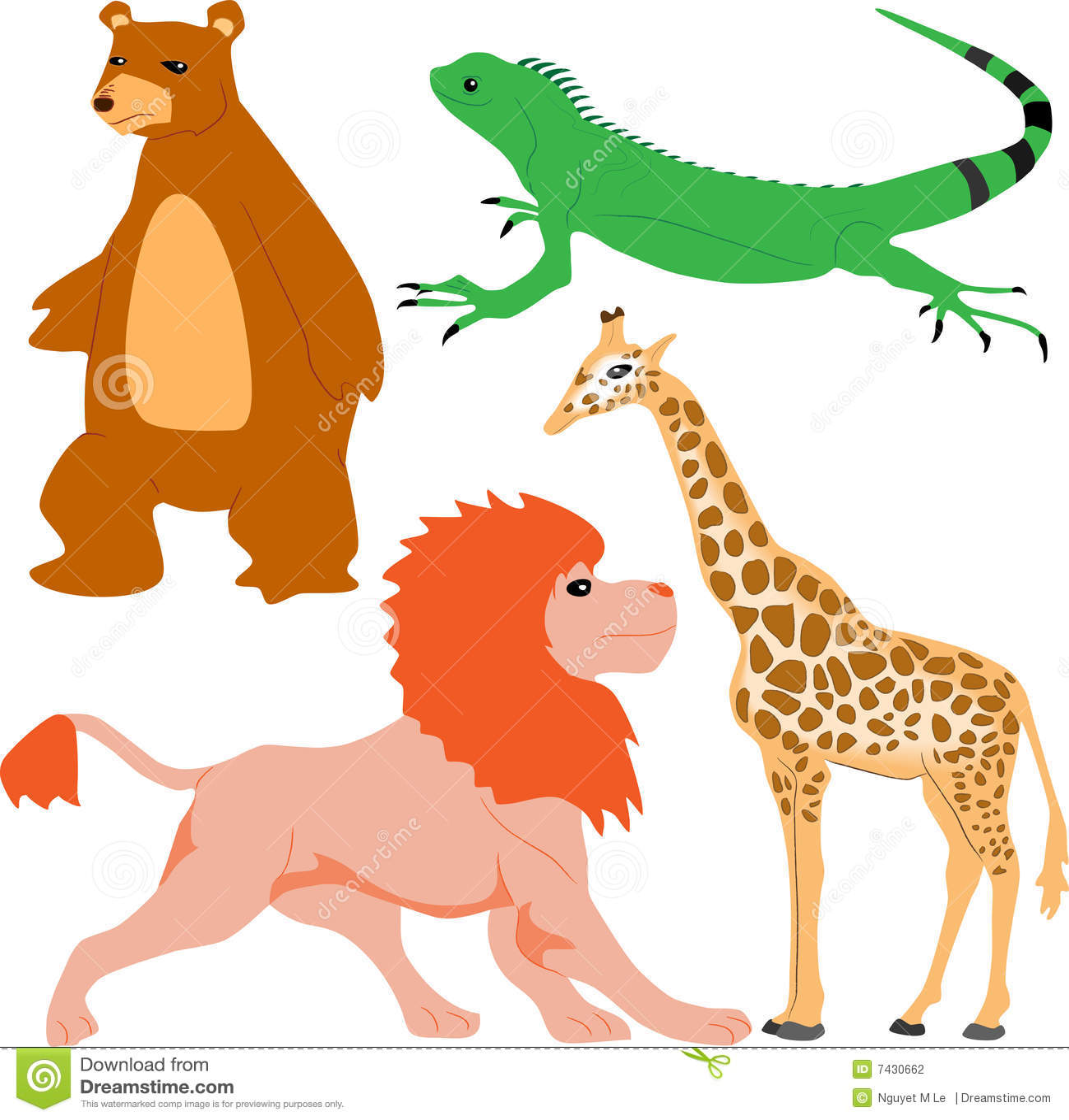 Leuke dierlijke reeks 4