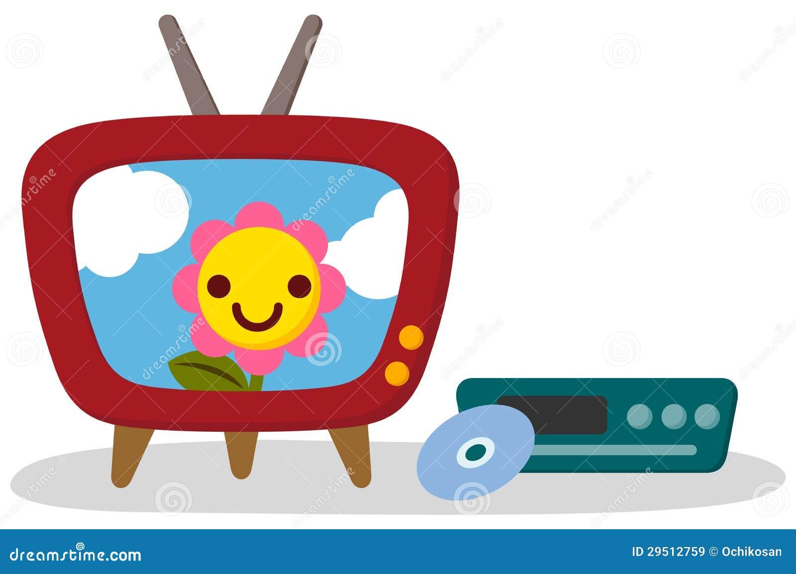 Leuke speler TV en DVD