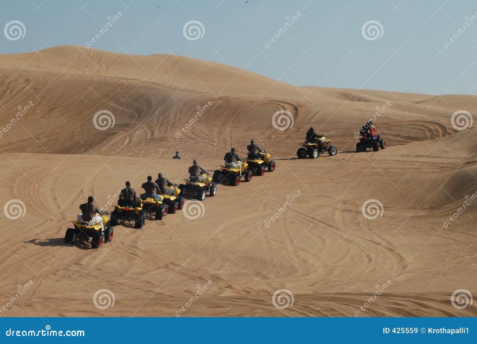 Leute von der Wüste