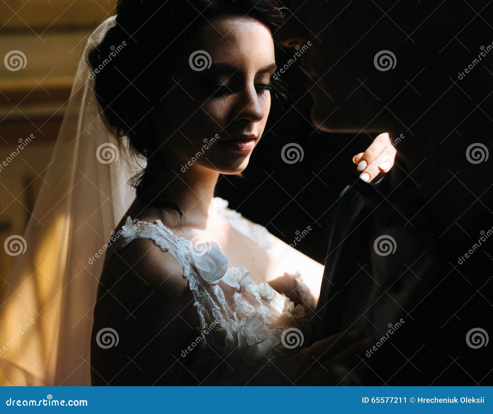 Levantamento da noiva e do noivo
