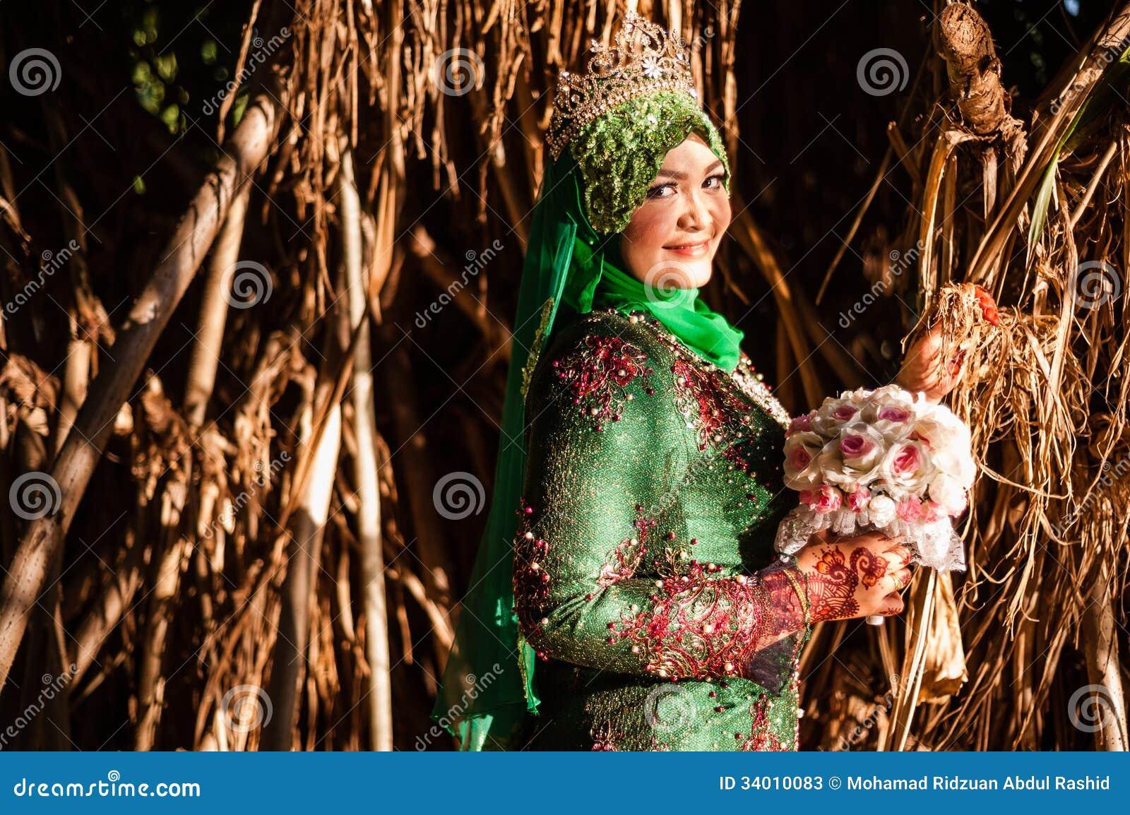 Levantamento recentemente wedded da noiva