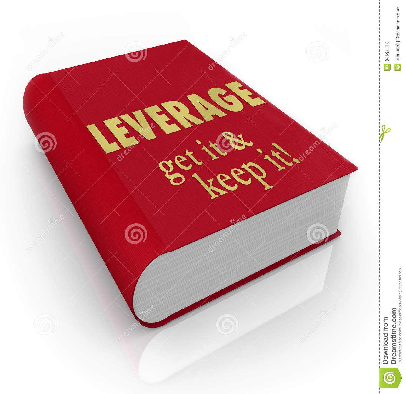 Get Book Cover Images From : Leverage get it keep book cover advantage stock images