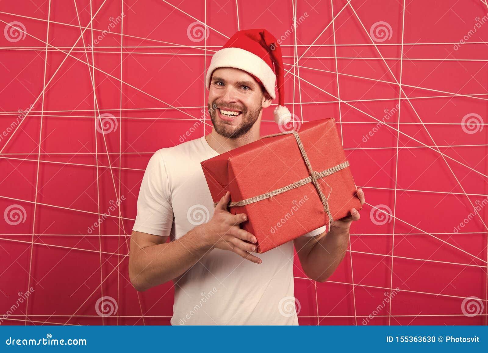 Leveransjulg?vor Morgonen f?r Xmas Man i g?va f?r jul f?r santa hatth?ll Online-shoppa f?r jul