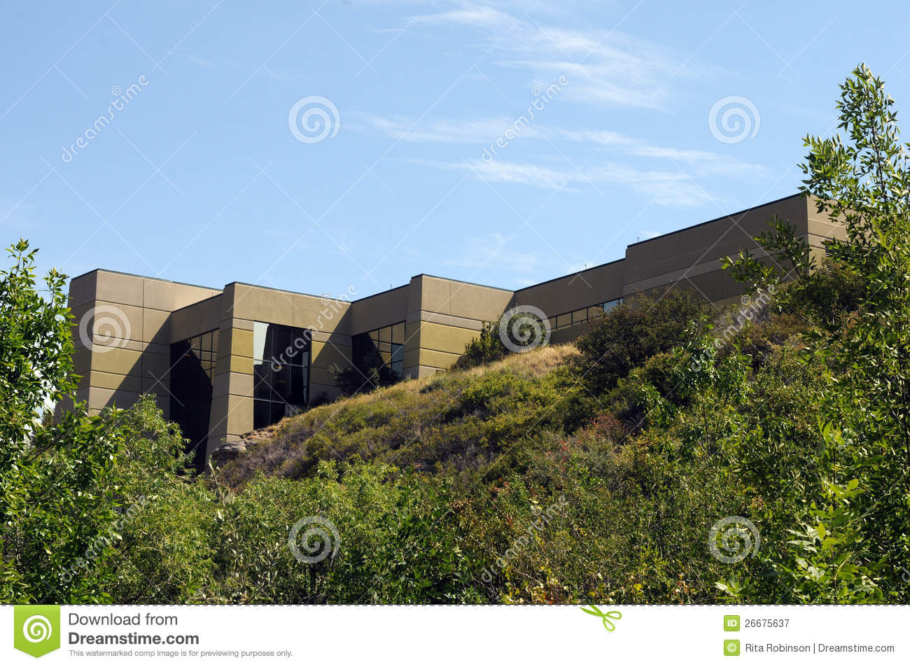 Lewis & Clark Interpretive Center Royalty Free Stock Photography ...