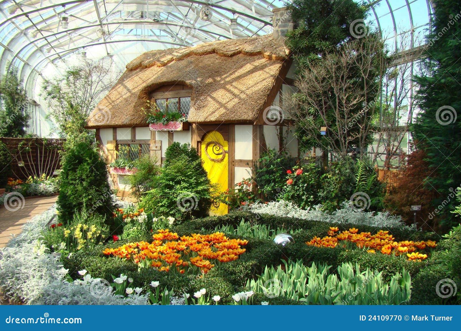 Lewis Ginter Botanical Garden Editorial Image Image 24109770