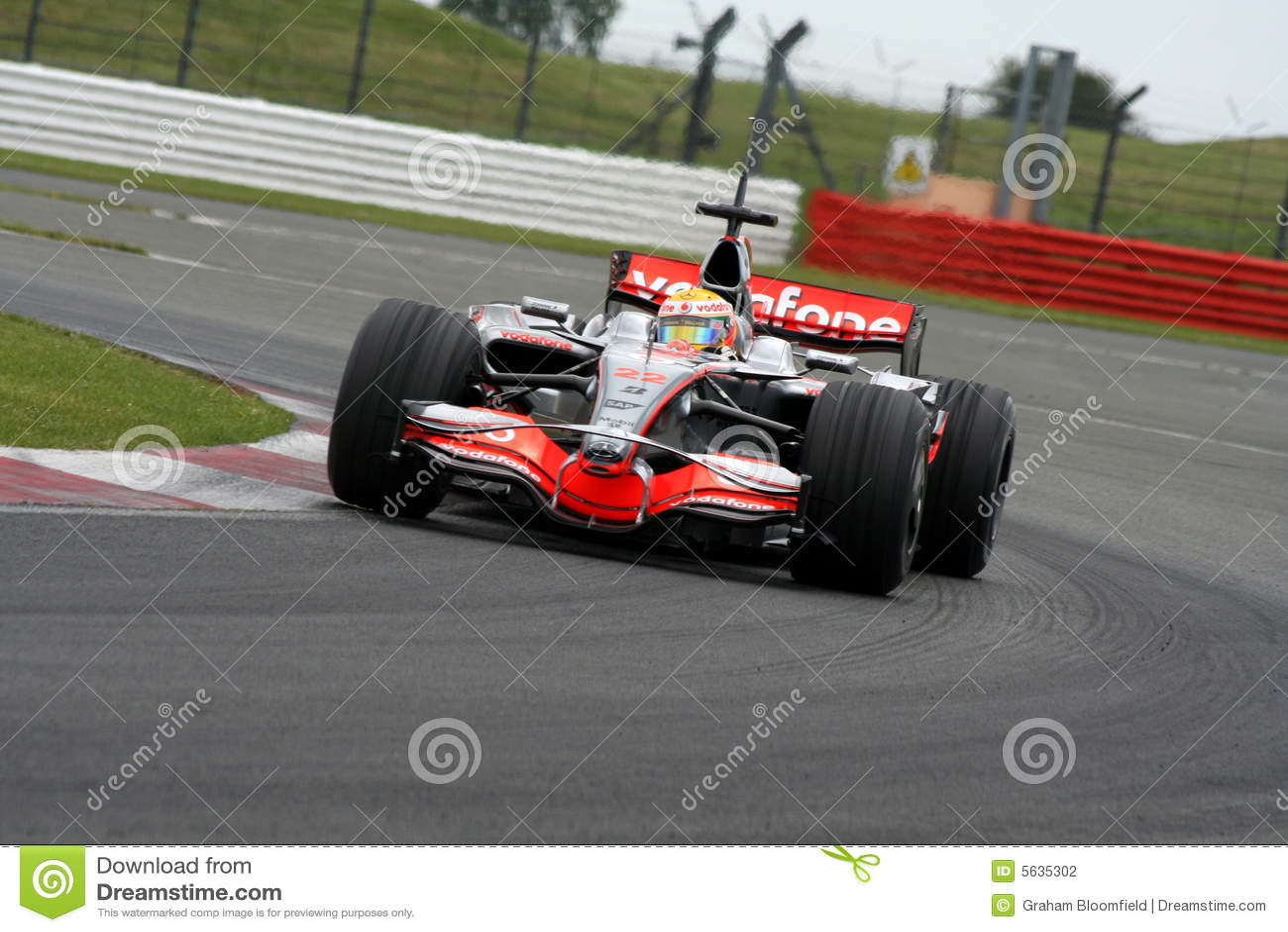 Lewis Silverstone hamilton