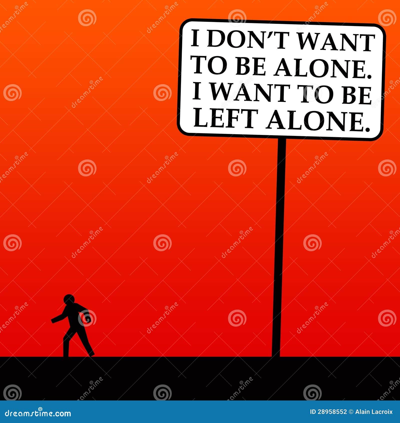 Lewy samotny