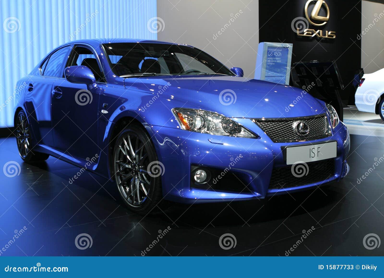 Lexus É F