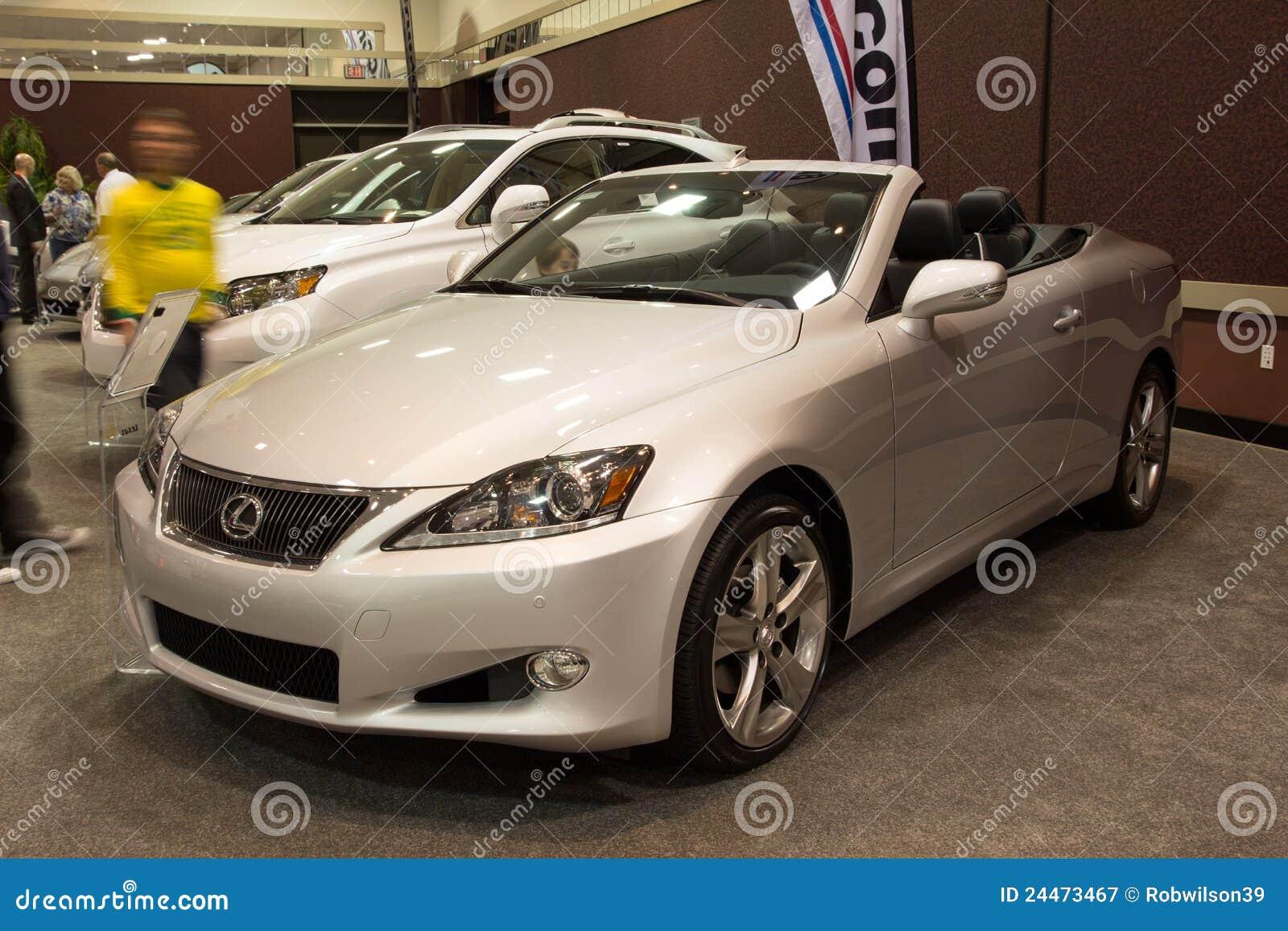 Lexus 2012 обратимо