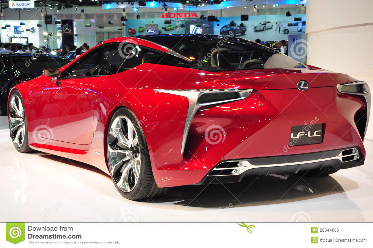 Lexus Future Luxury Coupe