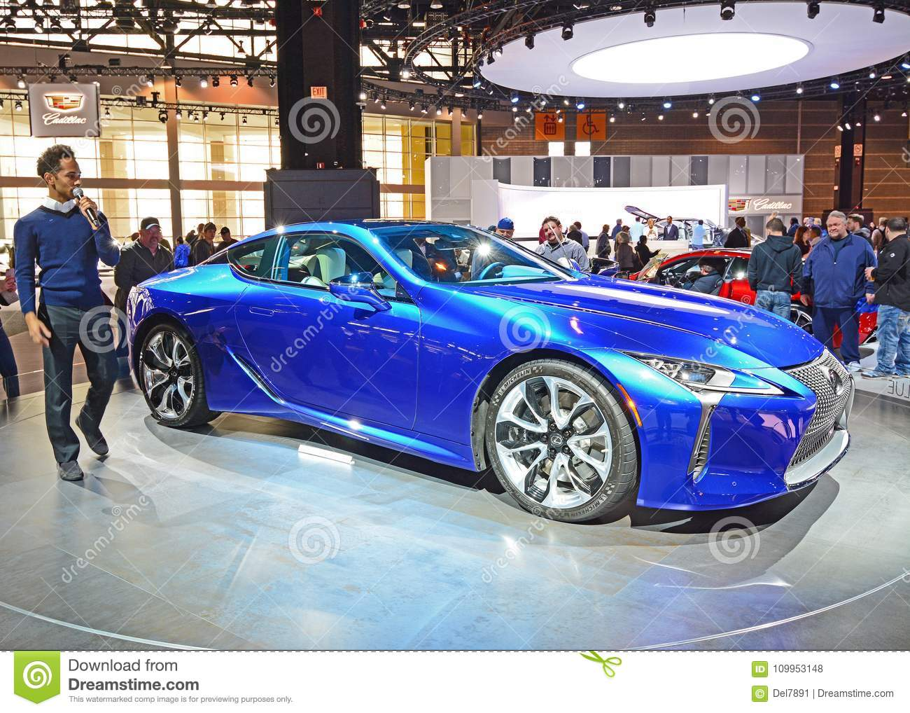 Download  Lexus Lc  Editorial Stock Photo Image Of Place