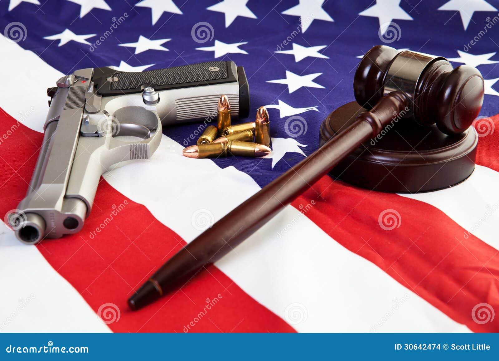 Leyes americanas del arma