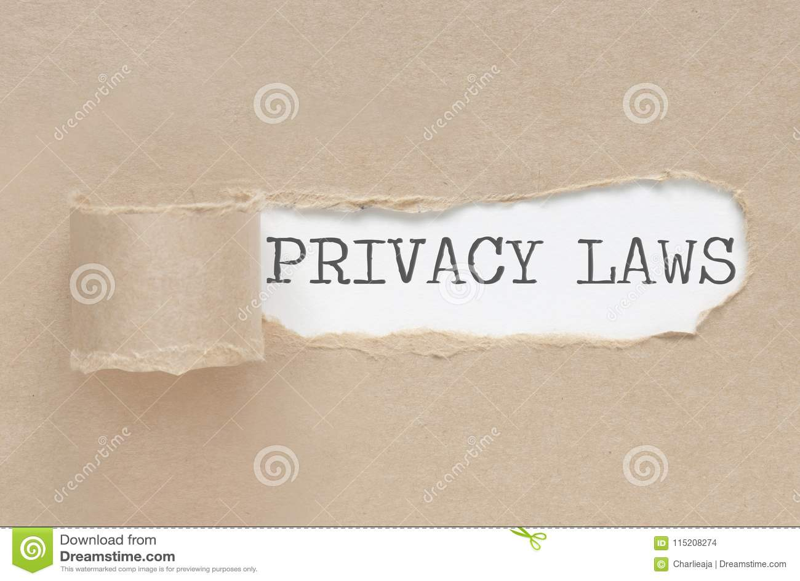 Leyes de la privacidad destapadas