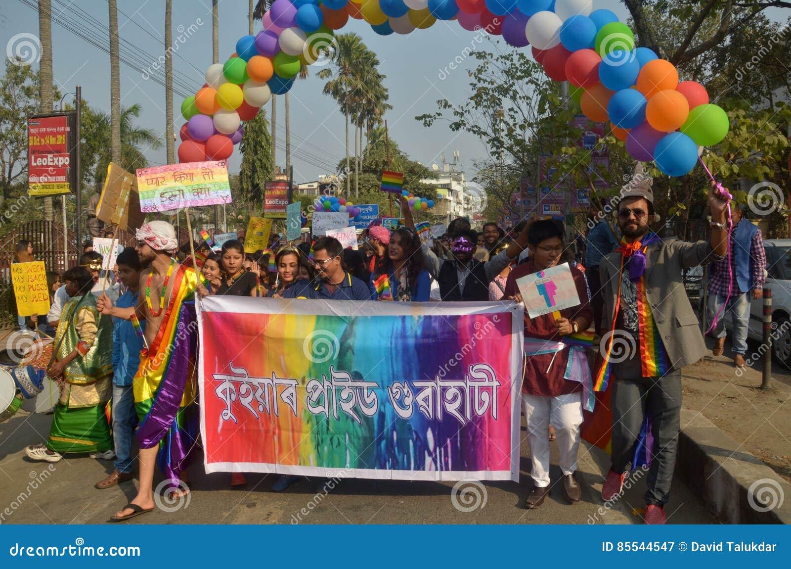 LGBT活动家和支持者