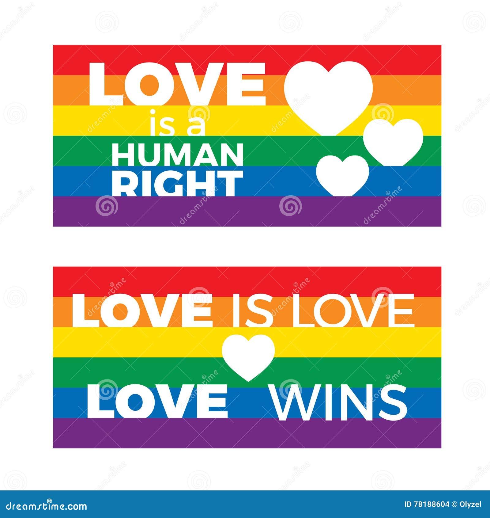 Gay Pride Symbol vector images