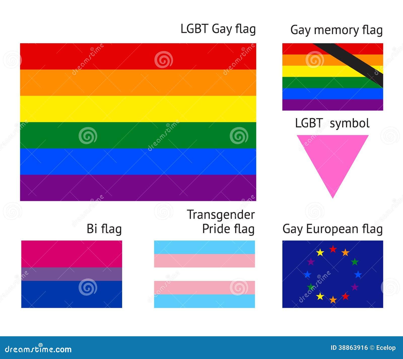 Bisexual female graphics