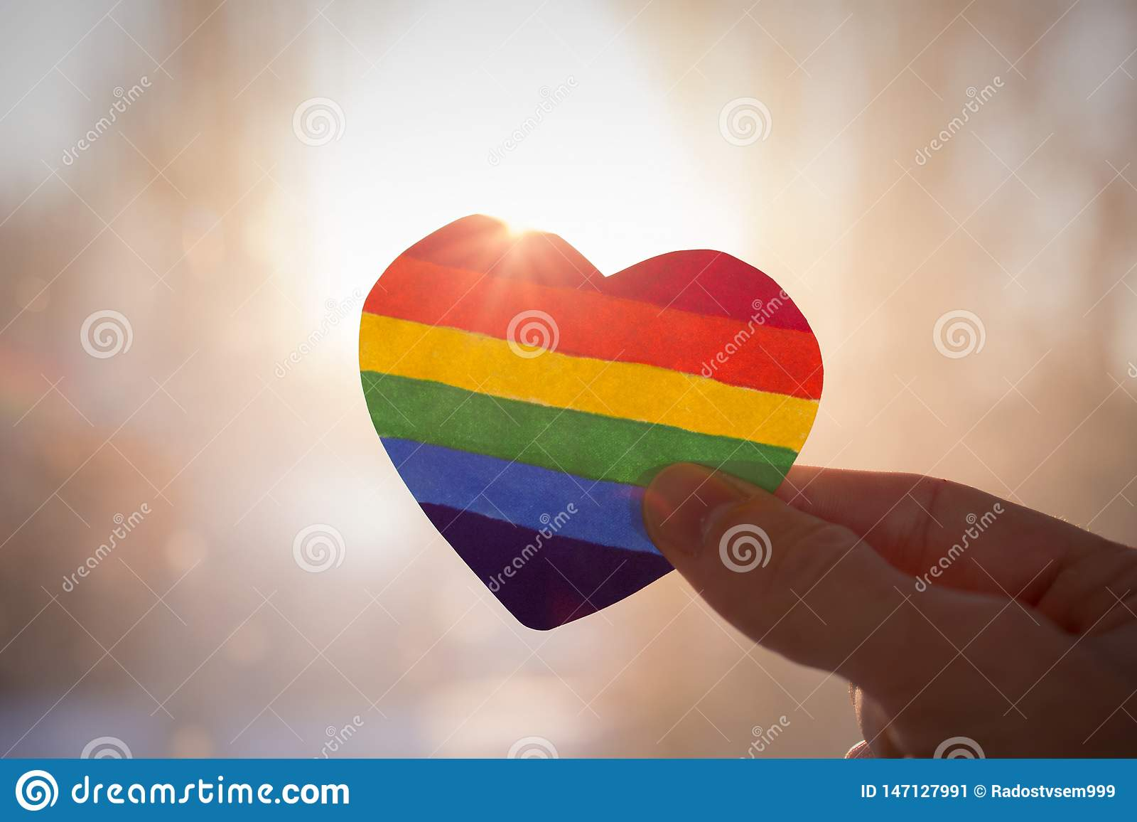 LGBT-rechtenconcept