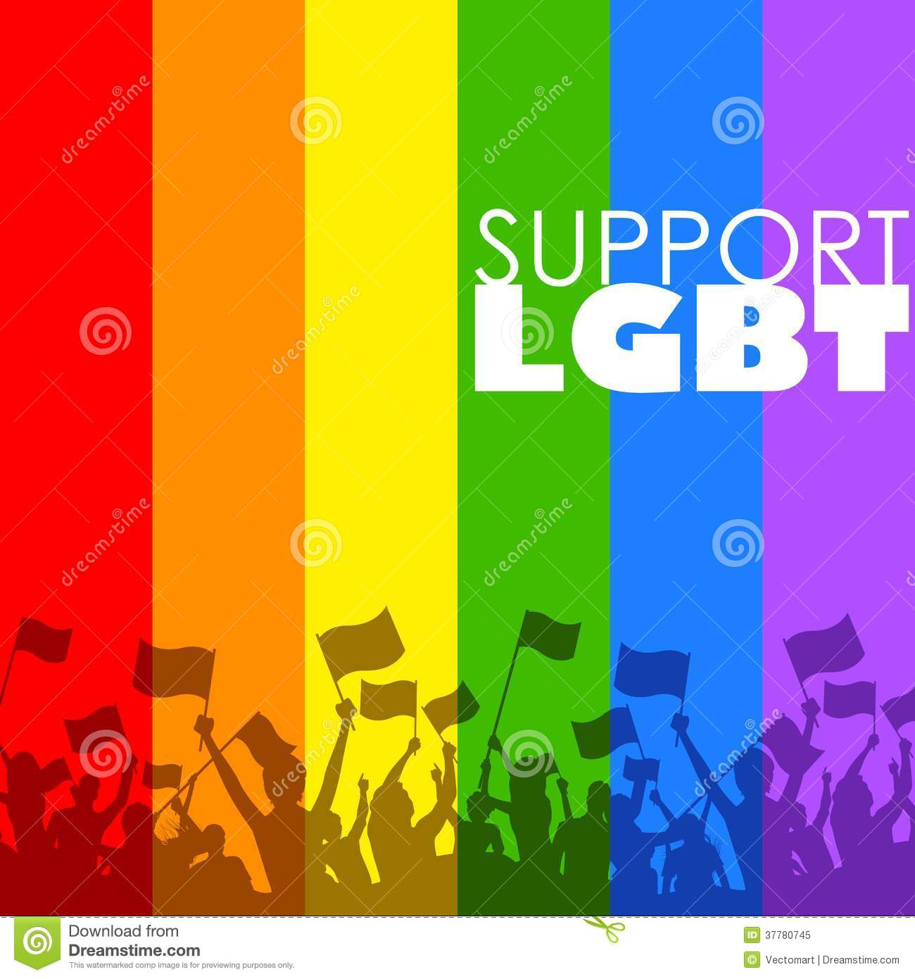 from Malaki support gays background