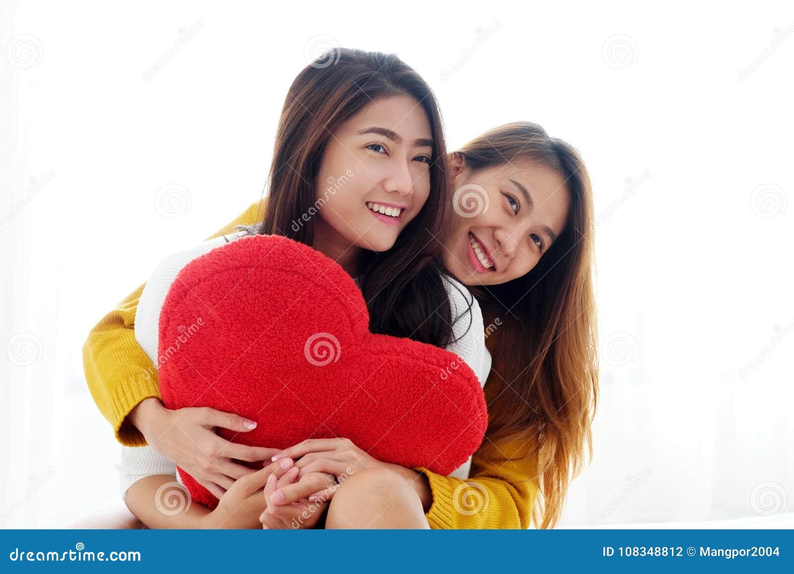 Cute young lesbians