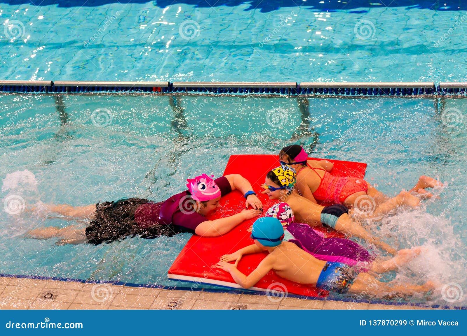 Lições da natação