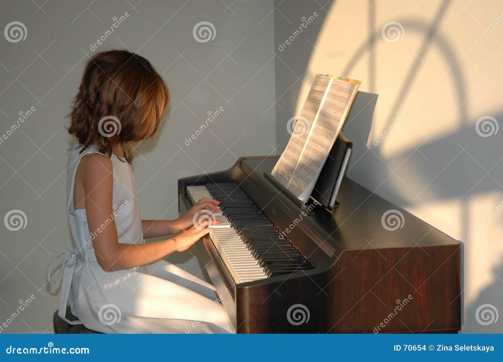 Lições de piano