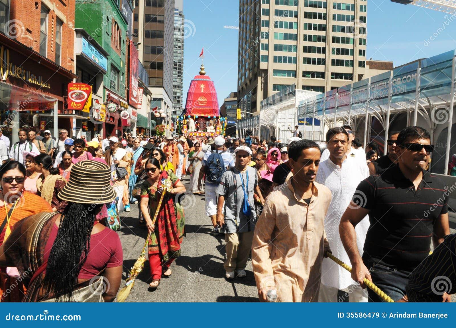 Lièvres Krishna Rally.