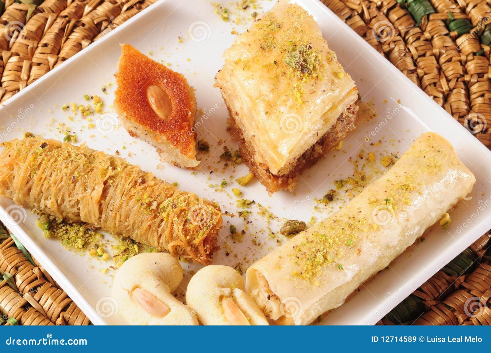 Libańscy cukierki
