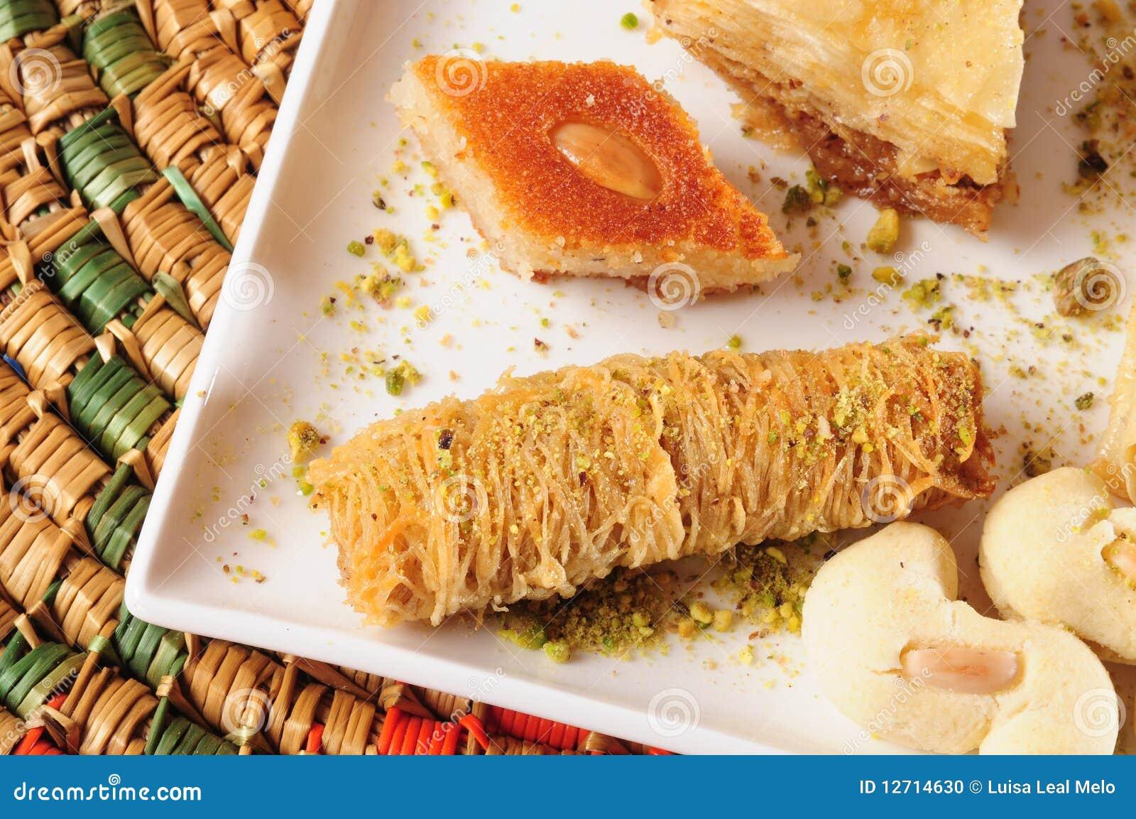 Libanesiska sötsaker