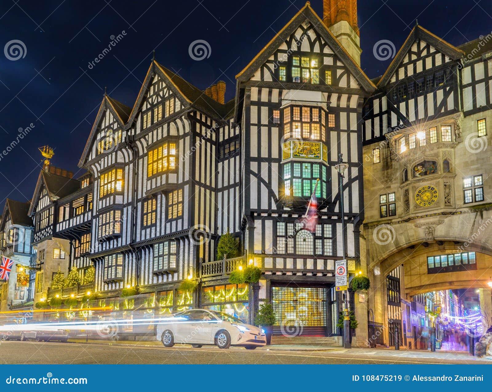 Liberdade do shopping de Londres