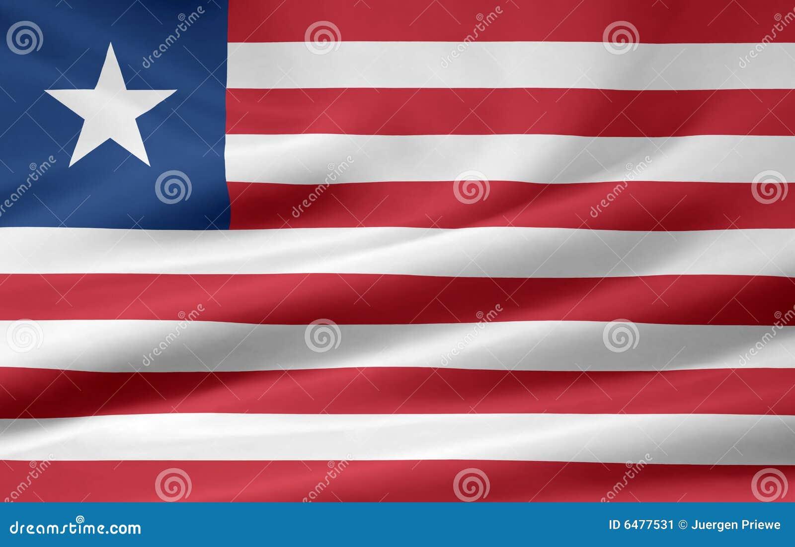 Liberia bandery