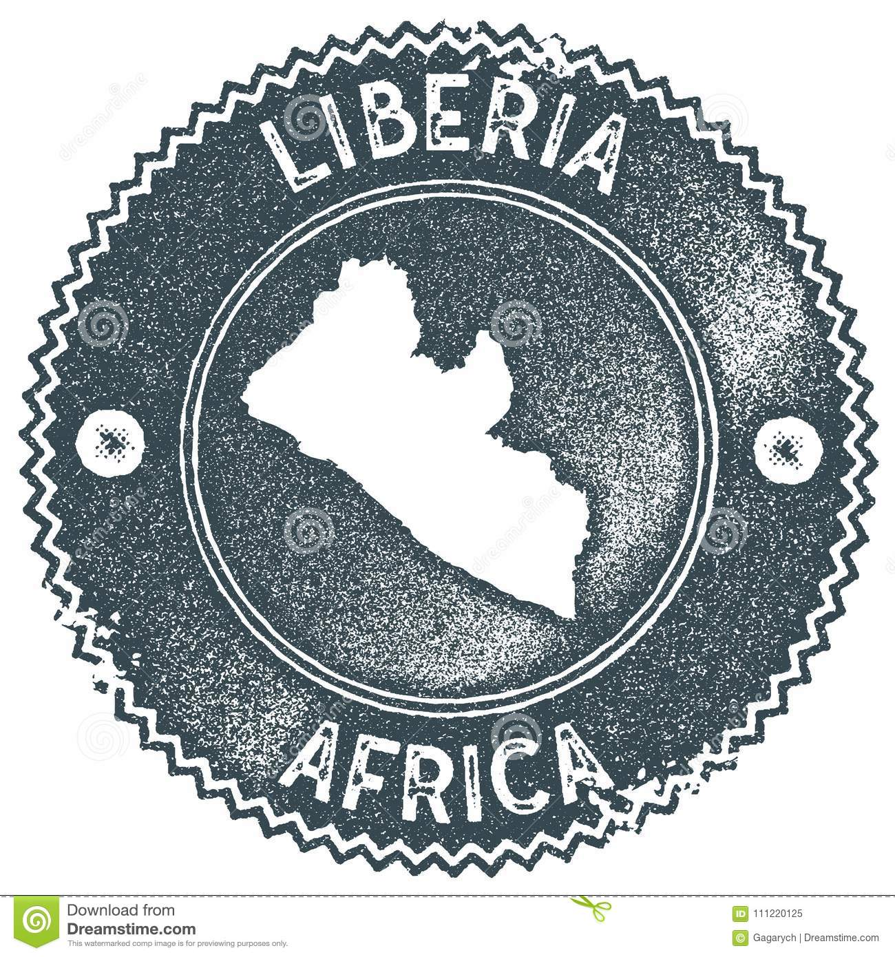 Liberia map vintage stamp stock vector illustration of silhouette download liberia map vintage stamp stock vector illustration of silhouette 111220125 freerunsca Gallery