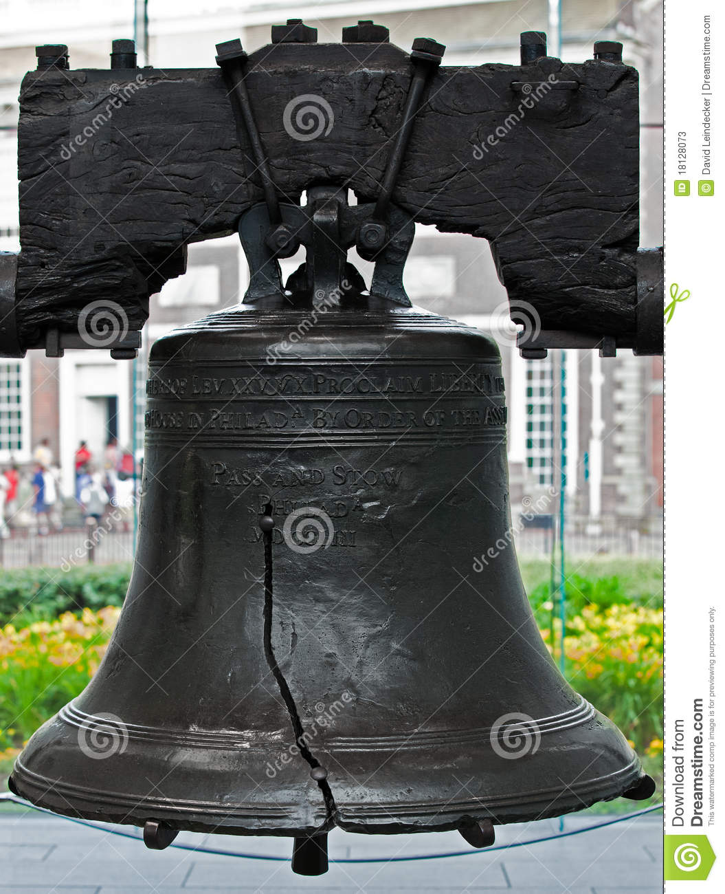 Liberty Bell, Philadelphia, PA Stock Photos - Image: 18128073