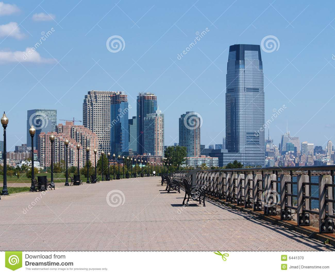 Download Liberty State Park stock photo. Image of nice, sign, black - 6441370