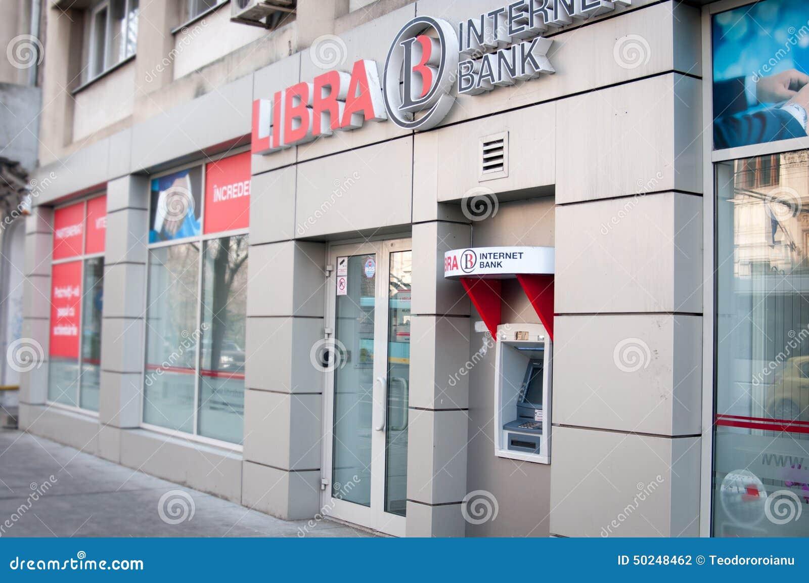 Libra internet bank branch