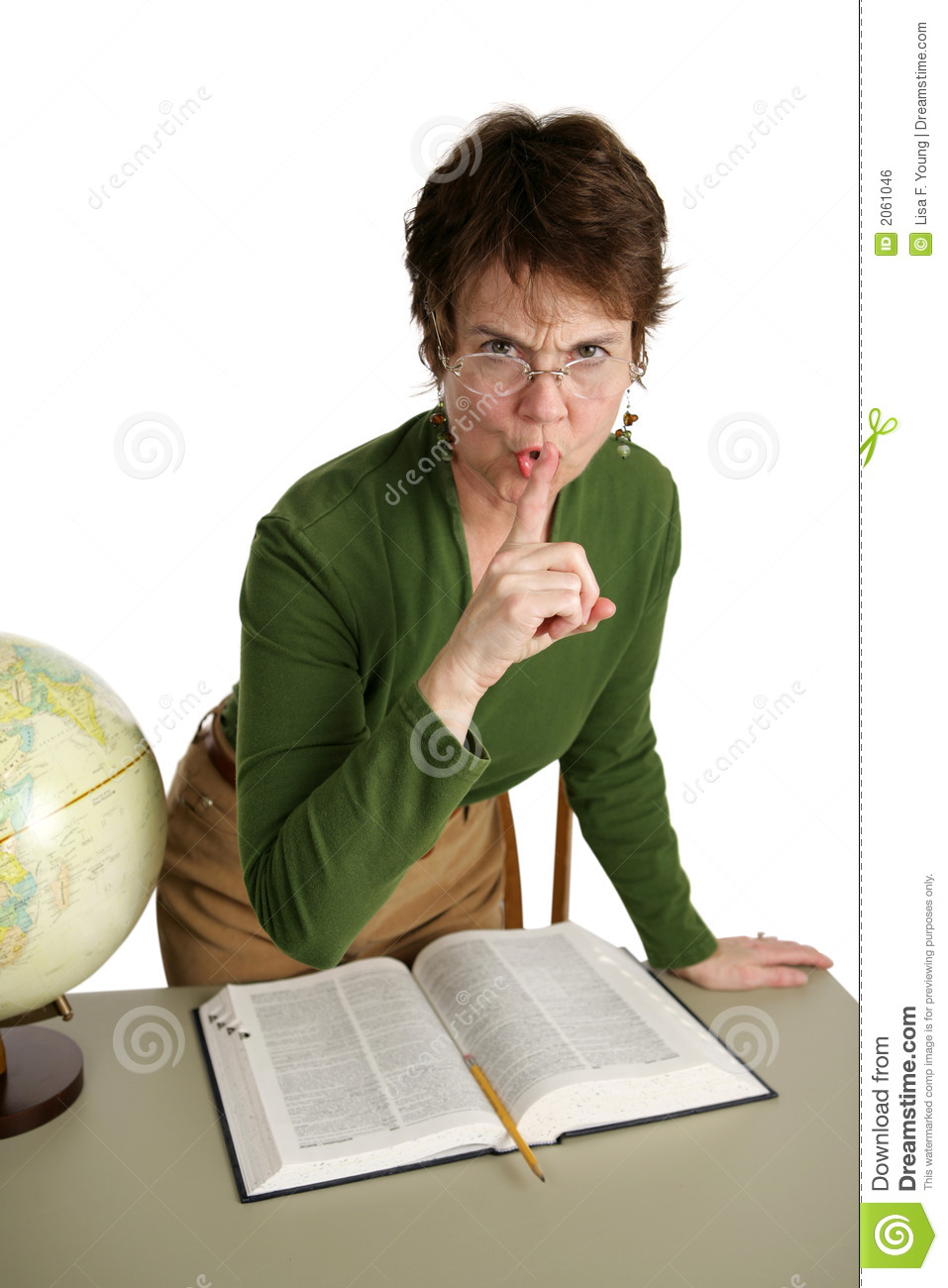librarian quiet royalty free stock image image 2061046