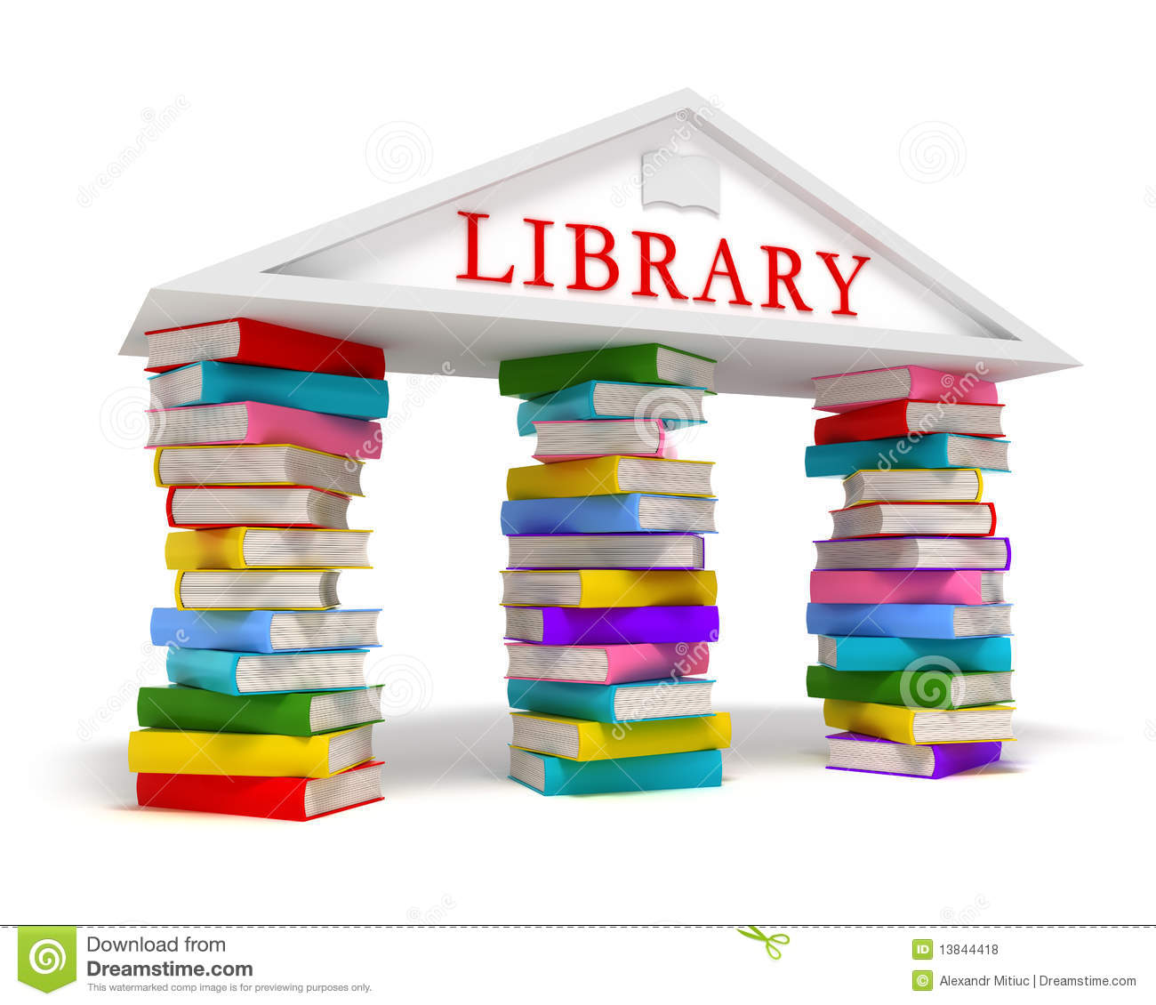 Image result for library books images