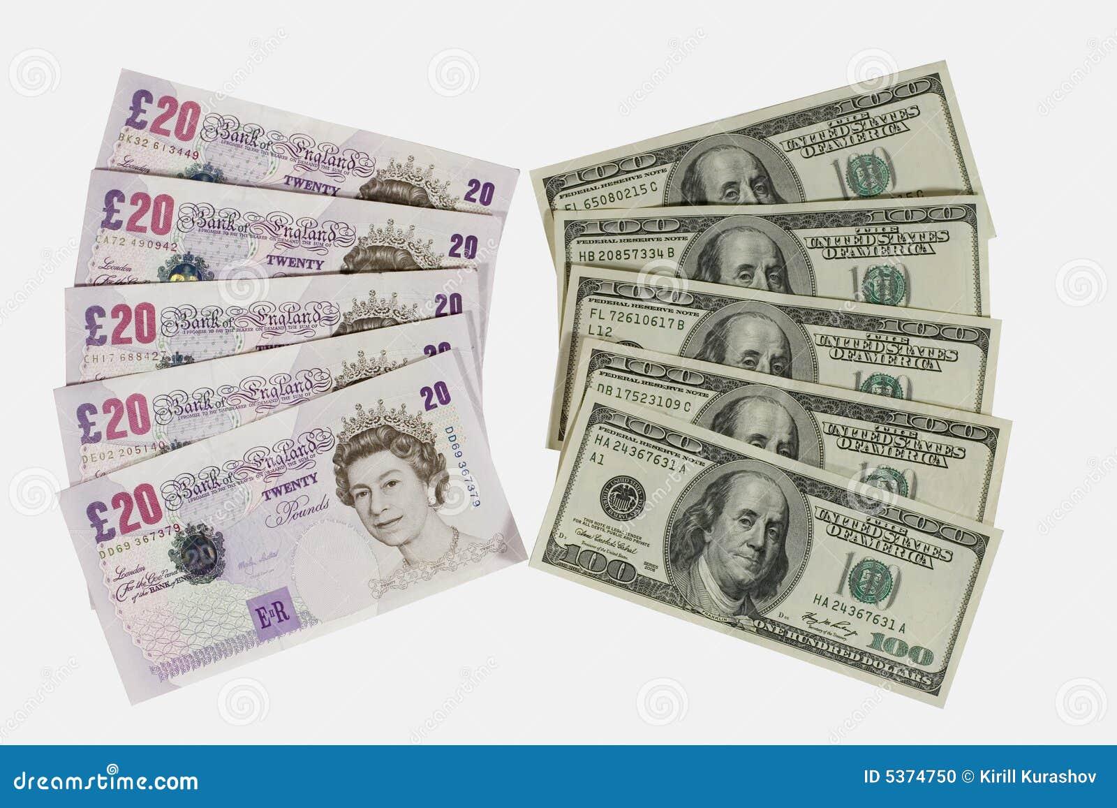 Libra en cuanto es dolares una