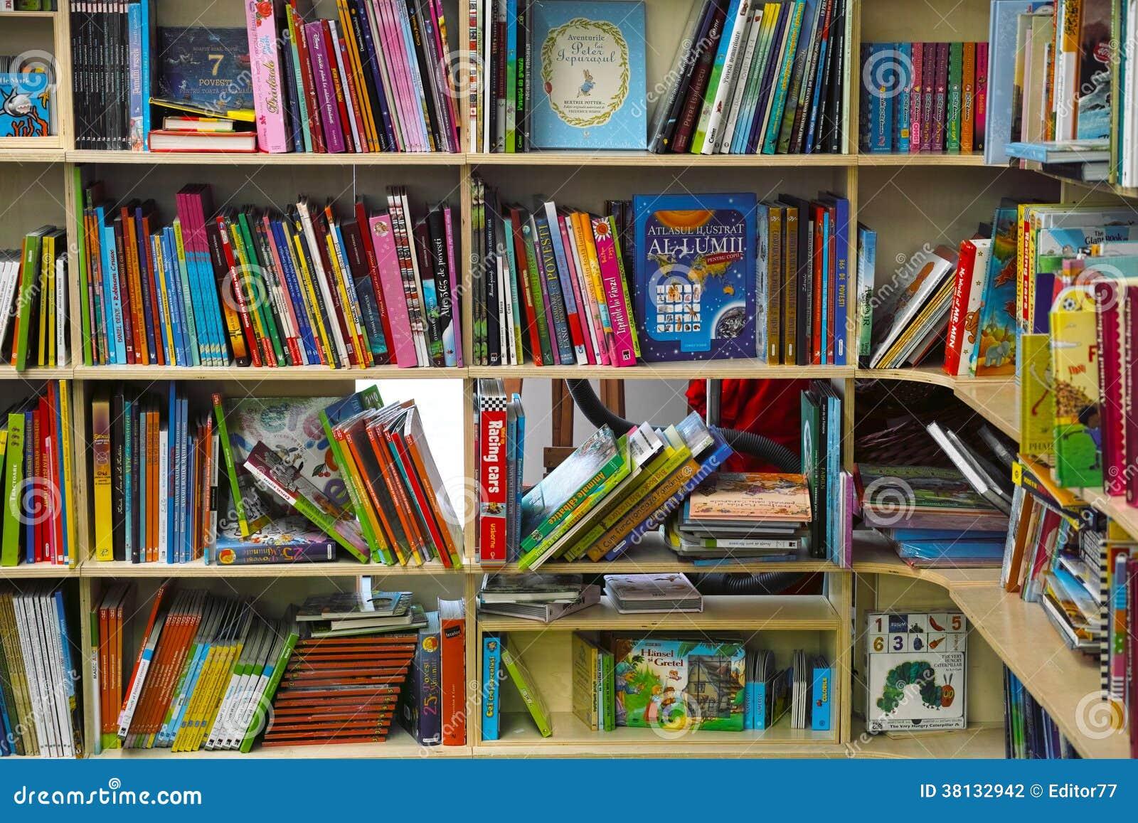 Scaffale Libri Per Bambini : Le librerie più originali in giro per il mondo