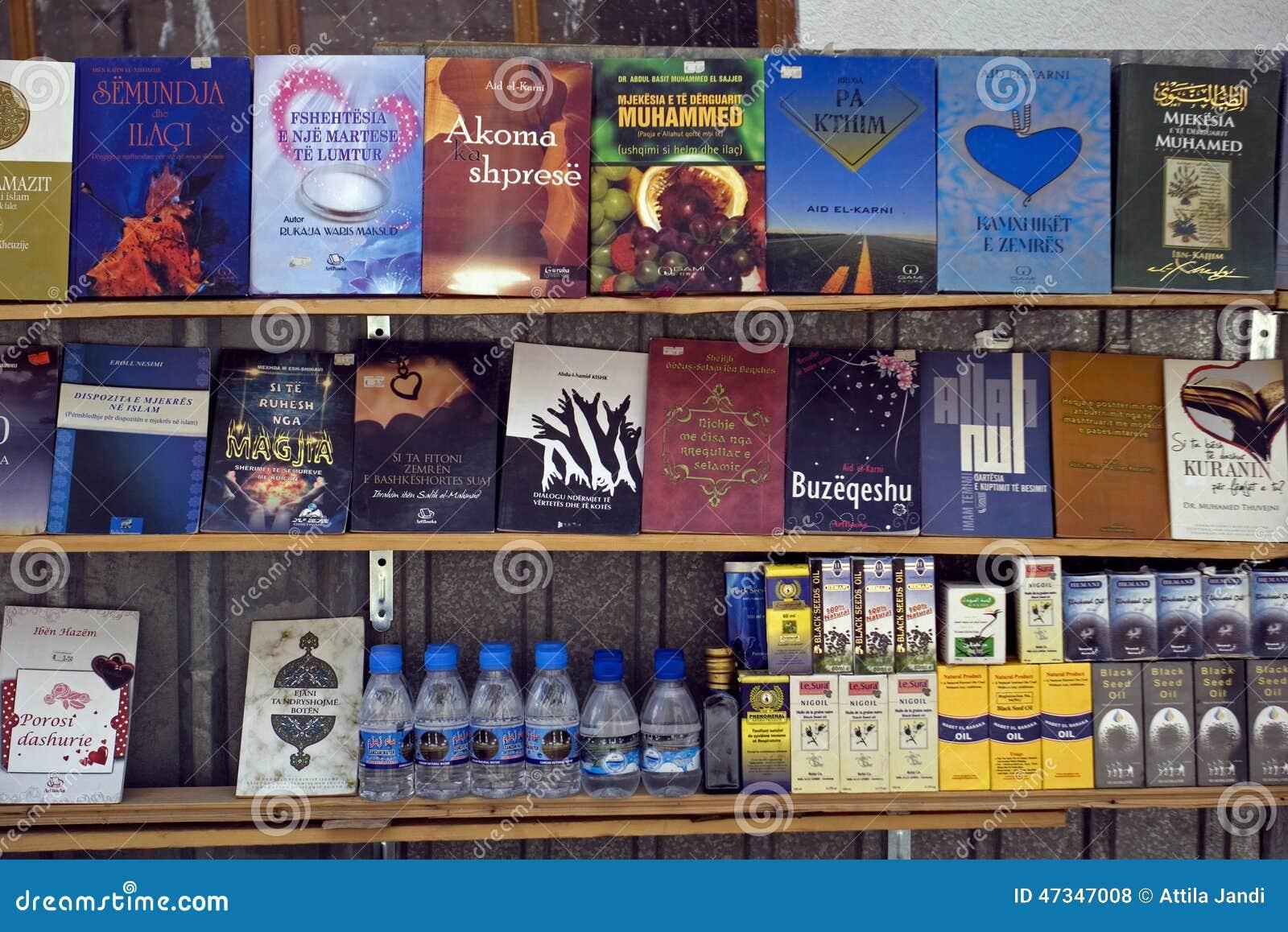 Libri islamici, Pristina, il Kosovo