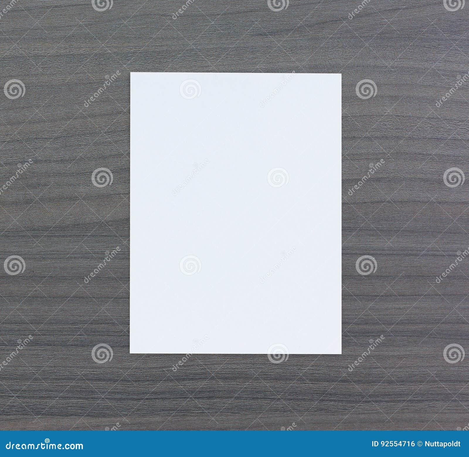 Libro Bianco sulla Tabella di legno di fondo
