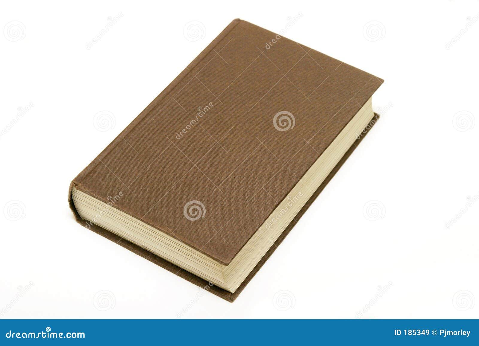 Libro chiuso immagine stock immagine di hardback capisca for Foto di un libro