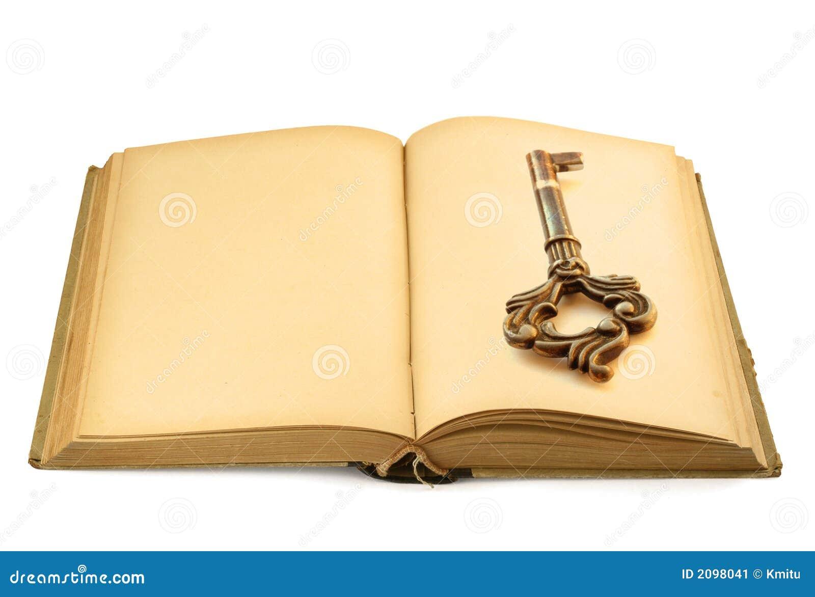 Libro con el adorno dominante