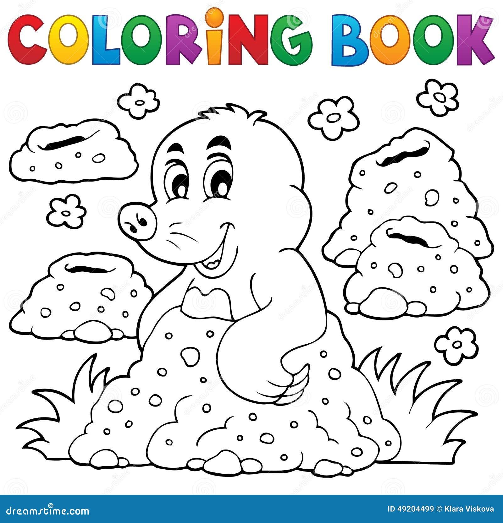 Libro da colorare con il tema felice 1 della talpa for Talpa mammifero