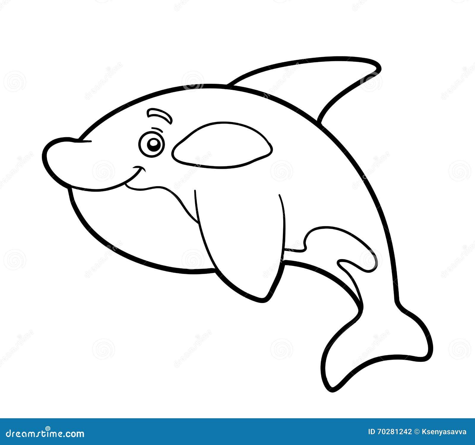 Perfecto Orca Para Colorear Componente - Ideas Para Colorear ...